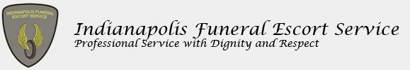 Indianapolis Funeral Escort Service